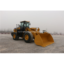 6Ton wheel loader with timber grab
