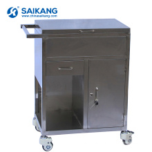 SKH019 Luxury Medical Treatment Trolley With Drawers