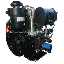 Двухцилиндровый дизельный двигатель с воздушным охлаждением, 25 л.с. (292F)