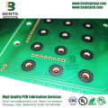 Low Cost PCB 1 Layer PCB Copper base PCB ENIG 2u""