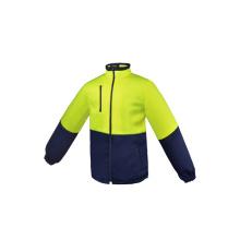 Hi Vis Mesh Lined Fleece Jacket