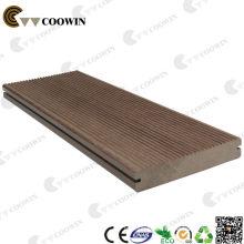 Revestimento exterior wpc sólido de alta resistência
