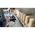 équipement de revêtement en poudre de bois