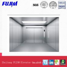 Грузовой лифт грузоподъемностью 5000 кг, скорость 0,5 м / с