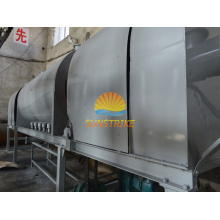 Forno de carbonização de casca de coco mais vendido feito na China