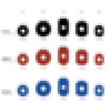 Almohadillas de bloqueo de lente