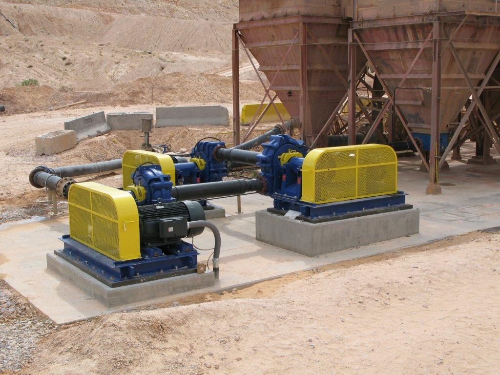 Goulds Slurry Pumps