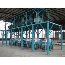 (6FTF-8), fresado automático de la harina de trigo