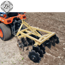 Pertanian Media Mounted Disc Harrow