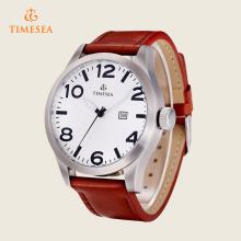Men's Watch Big Número Aço Caso Luminous Hands Watch 72383