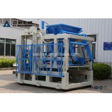 Máquina de fabricação automática de tijolos de cimento oco para venda lista de preços