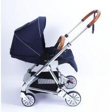 Chariot à roulettes pour enfants grand confort pour bébé nouveau-né de 0 à 36 mois