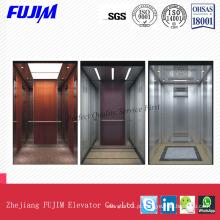 Elevador de elevador de passageiros mais vendido a partir de China Fabricante