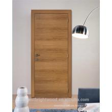 Habitación interior puertas de madera de roble individuales