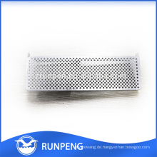 Stanzen Aluminium AL102 Elektronische Energie Gehäuse Teile