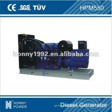 Groupe électrogène diesel 400kW, HPM550, 50Hz