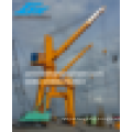 Rail Travel Gantry Jib Crane
