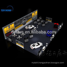 Big size truss booth stand exhibition booth construction exhibition stand builders exhibition display booth