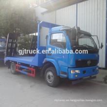 camión plano de la alta calidad del precio bajo de China dongfeng