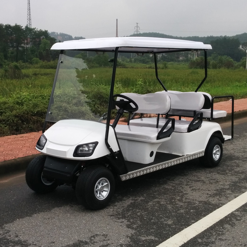 6 seater electric golf cart cheap for sale