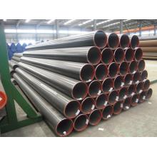 tuyau d'acier sans soudure ASTM A106/A53 de tube d'acier au carbone étiré à froid de 3 pouces