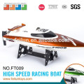ft009 2.4G 4CH 46cm high speed large rc boat with water cooling system for sale CE/FCC/ASTM certificate