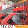 machine de laminage de réservoir en acier