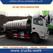 4 x 2 6000L 4x4 caoutchouc bitume pulvérisateur camion