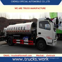 4X2 6000L 4X4 Rubber Bitumen Sprayer Truck
