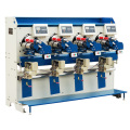 CE Standard metallic yarn slitting machine