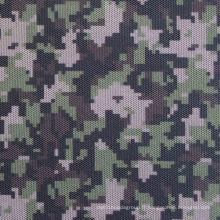 Tissu de camouflage numérique Oxford polyester 600d 900d de haute qualité