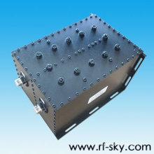 Modelo FX-156-162-20-2 do duplex do vhf da cavidade do RF da G / M