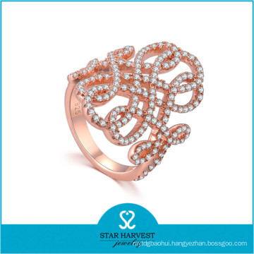 Customed OEM Celtic Knot Silver Jewelry (R-0651)