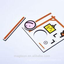 EVA fridge magnet With Customized Logo For Promotion