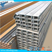 Prix d'usine Barre de canal en acier inoxydable 304L