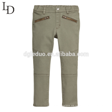 Estilo de moda niños ropa niños niños pantalones niños pantalones de algodón pantalones de bebé