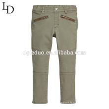 Mode style enfants vêtements enfants garçons pantalons enfants coton pantalons bébé pantalon