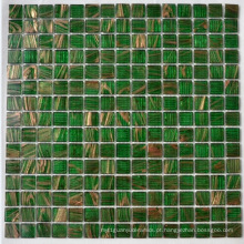 Green Goldstar Mosaic