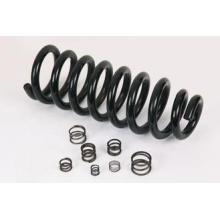 The serviceable damper spring