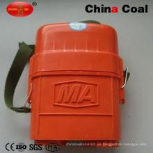 Respirador portátil de oxígeno o Resporador subterráneo de minería pequeña