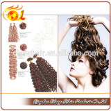 Wholesale 5A grade human keratin hair , High quality v tip keratin hair, human keratin hair