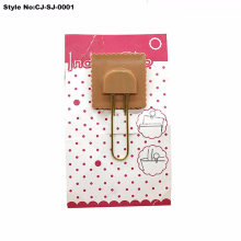 Wholesale Book Clip Paperclip Bookmarks