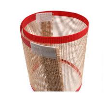 UV-Trockner verwenden PTFE-Netz-Förderband