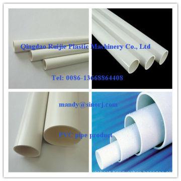 UPVC/PVC pipe extruder machine