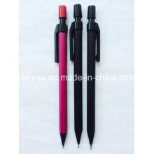 Механический карандаш с мягкой резиновой готовой стволом
