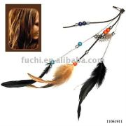 Synthetic Feather Hair Ornaments