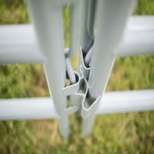 Horse Fence Panels om een ronde pen te maken