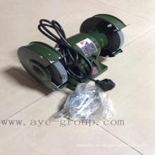 Amoladora eléctrica del banco 120W para conducir las ruedas abrasivas