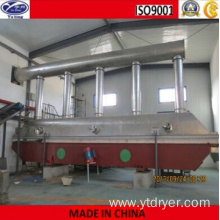 Polystyrene Vibrating Fluid Bed Drying Machine