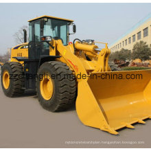 Zl06 Articulated Mini Wheel Loader, Wheel Loader with Fork